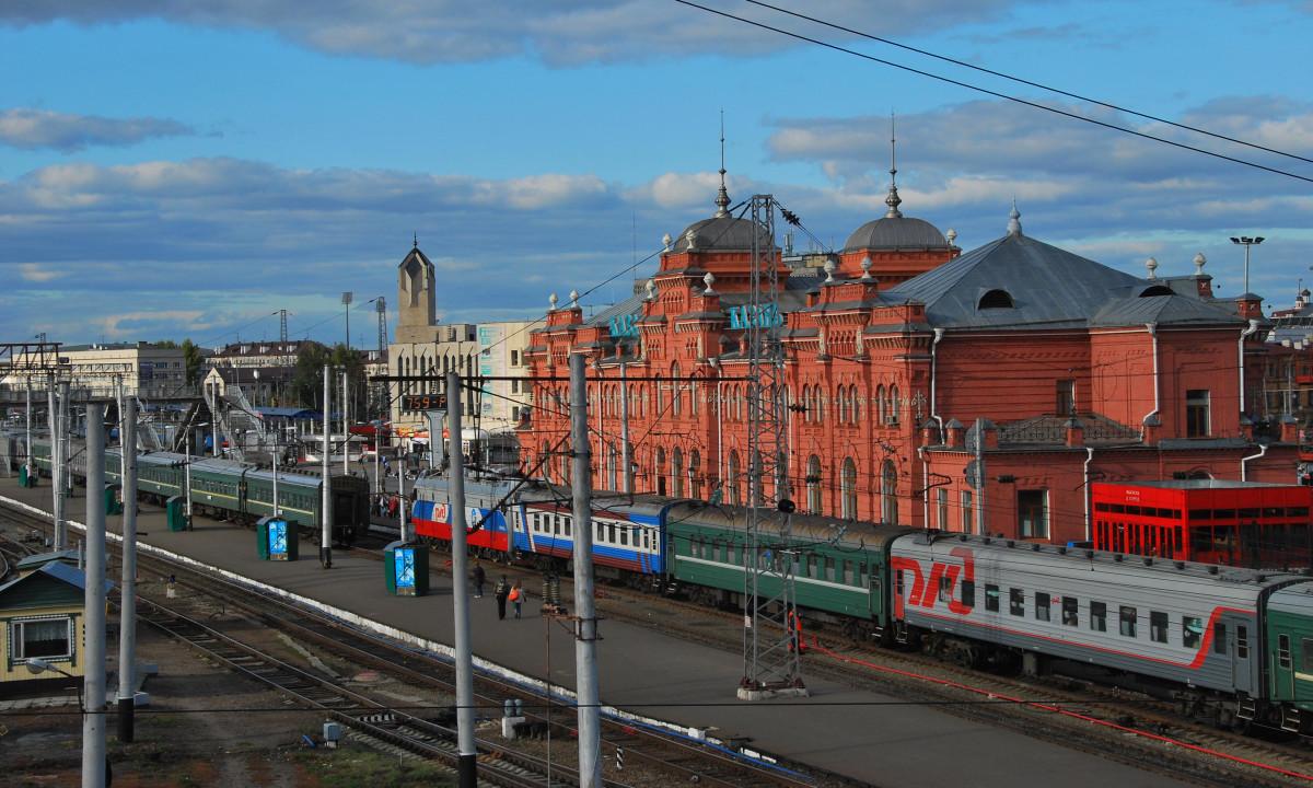 Казань Пассажирский