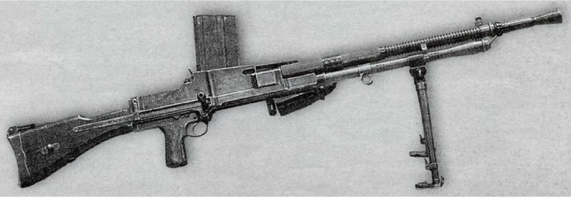 Ручной пулемет MG.30
