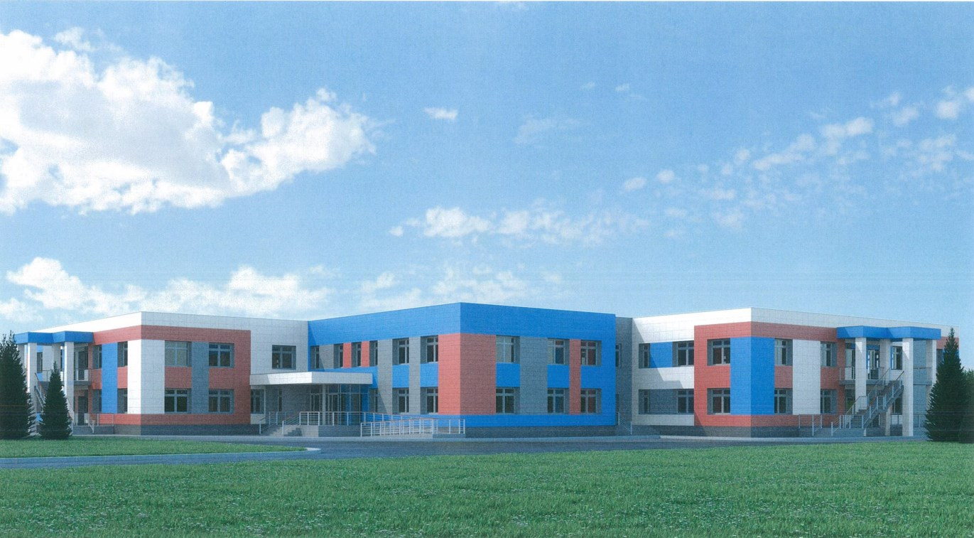 Проект детского сада на 260 мест