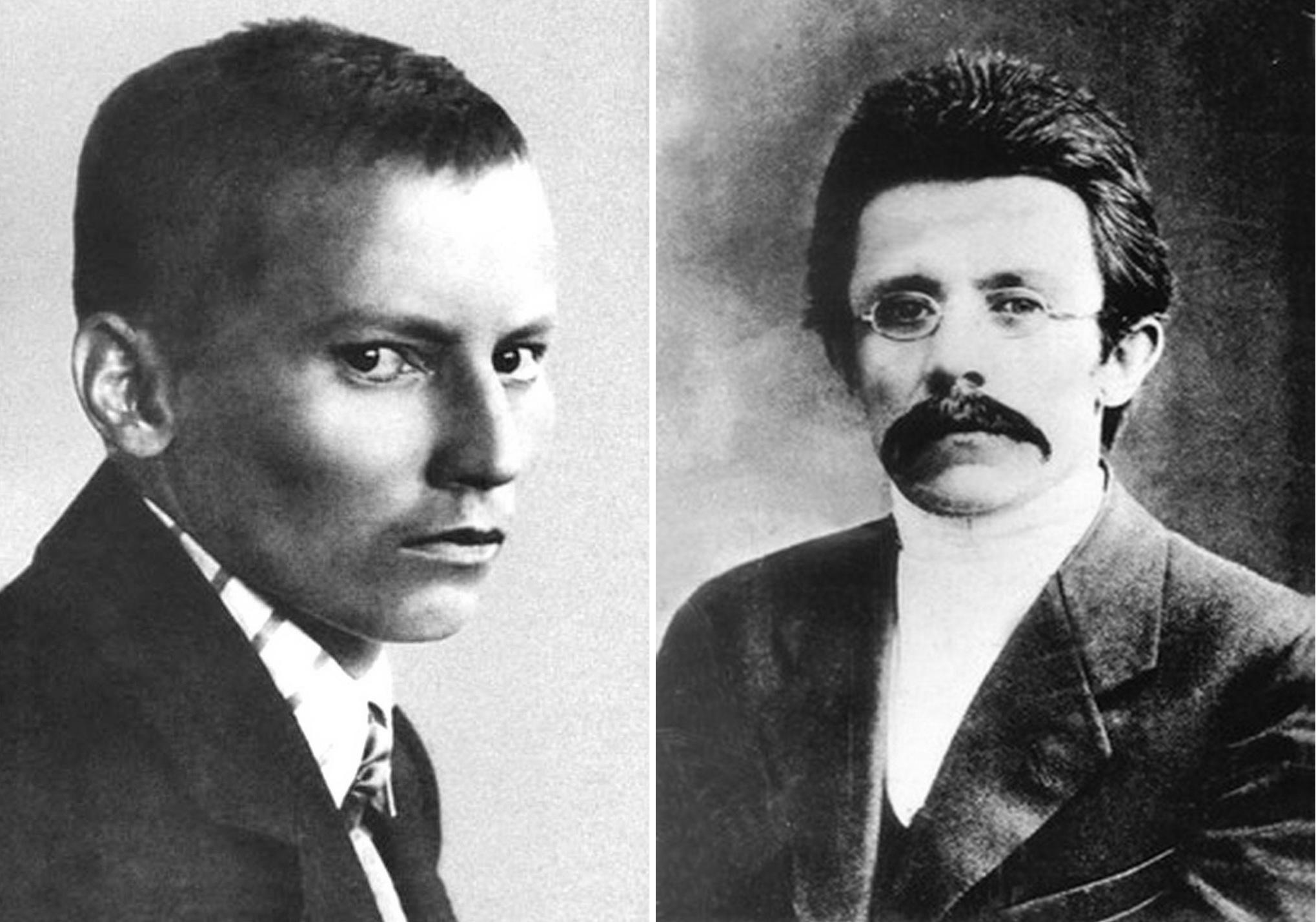 Габдулла Тукай и Муса Бигиев
