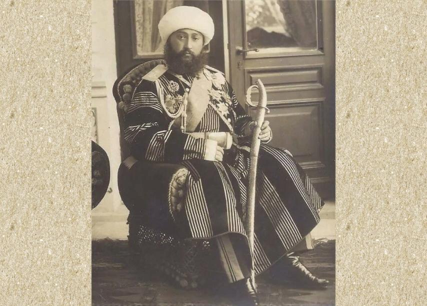 Бухарский эмир Сеид Алим-хан