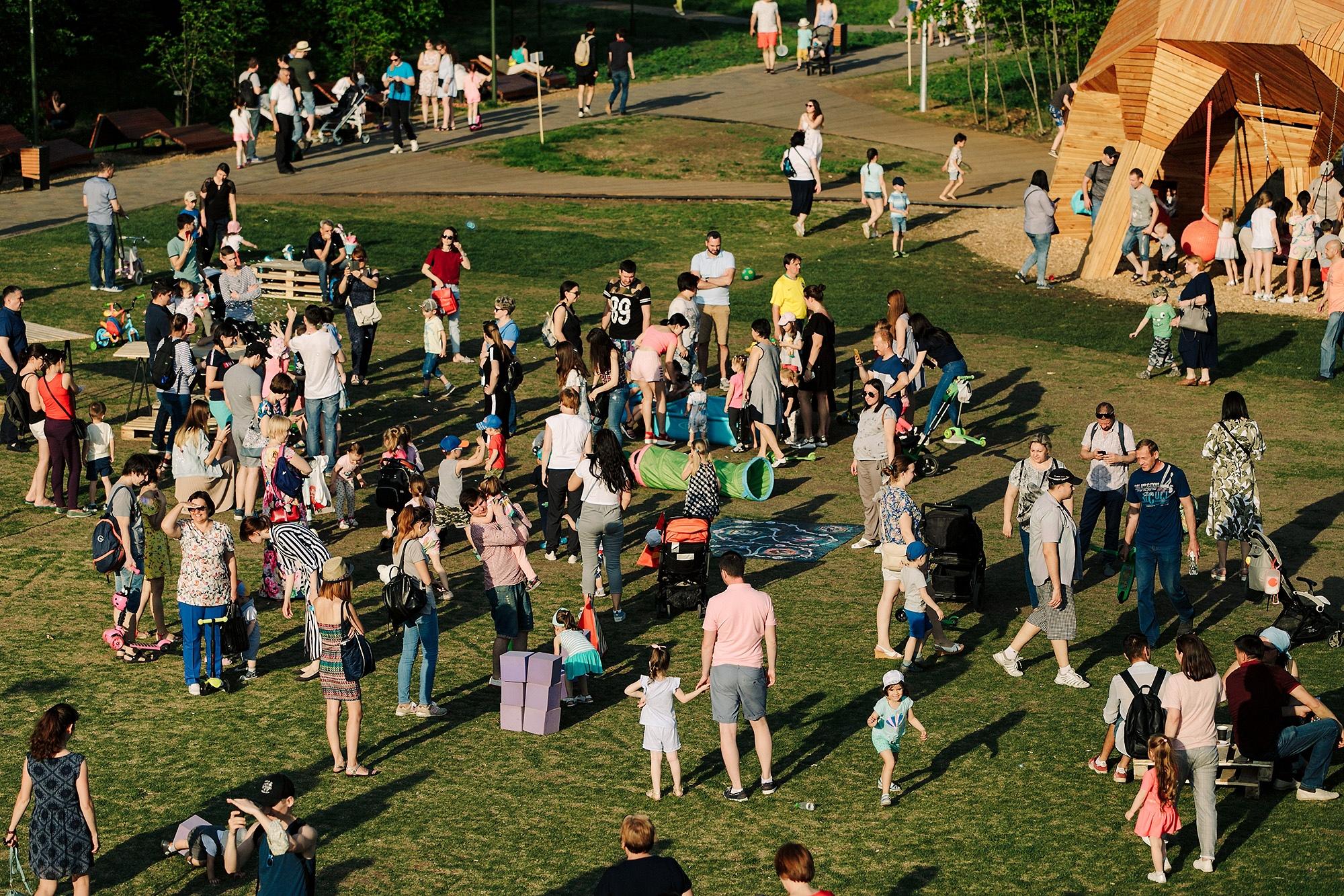 Фото: парки и скверы Татарстана