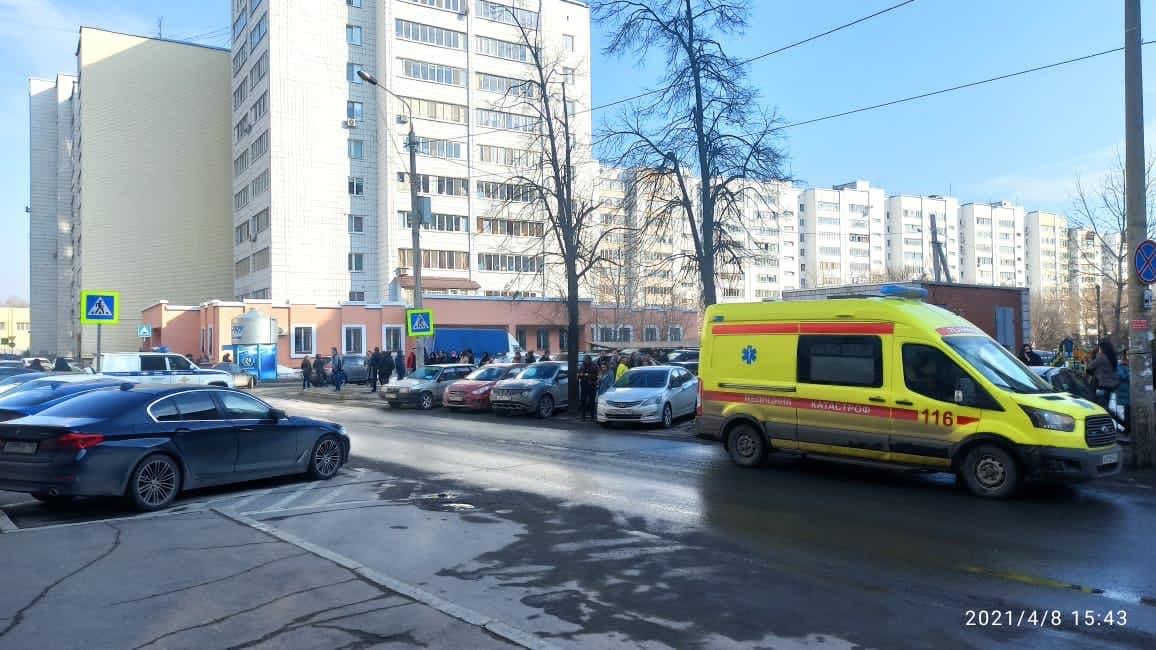 Фото: пресс-служба Вахитовского районного суда Казани.
