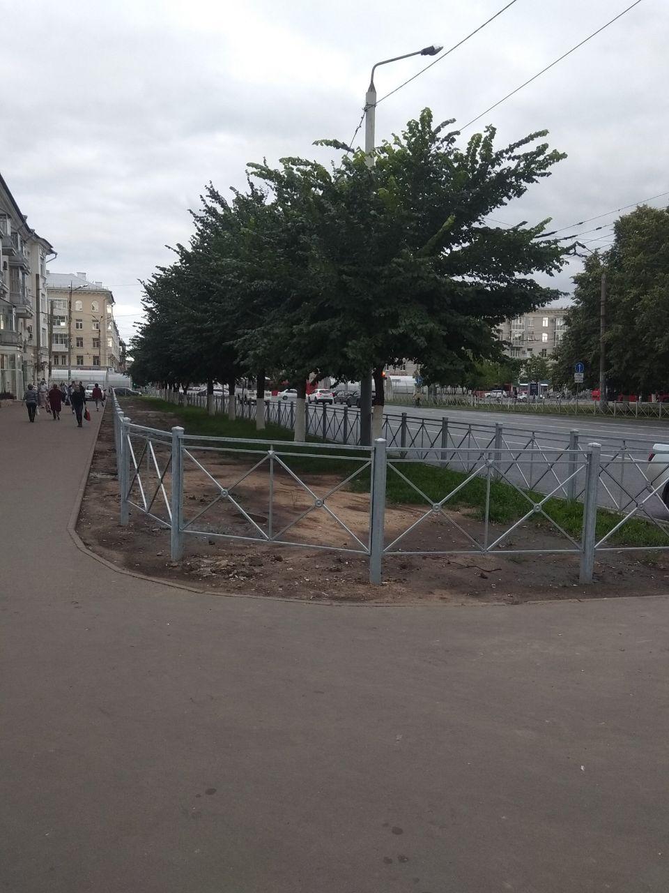 Посмотрите, как похорошела улица Восстания при Ильсуре Раисовиче.