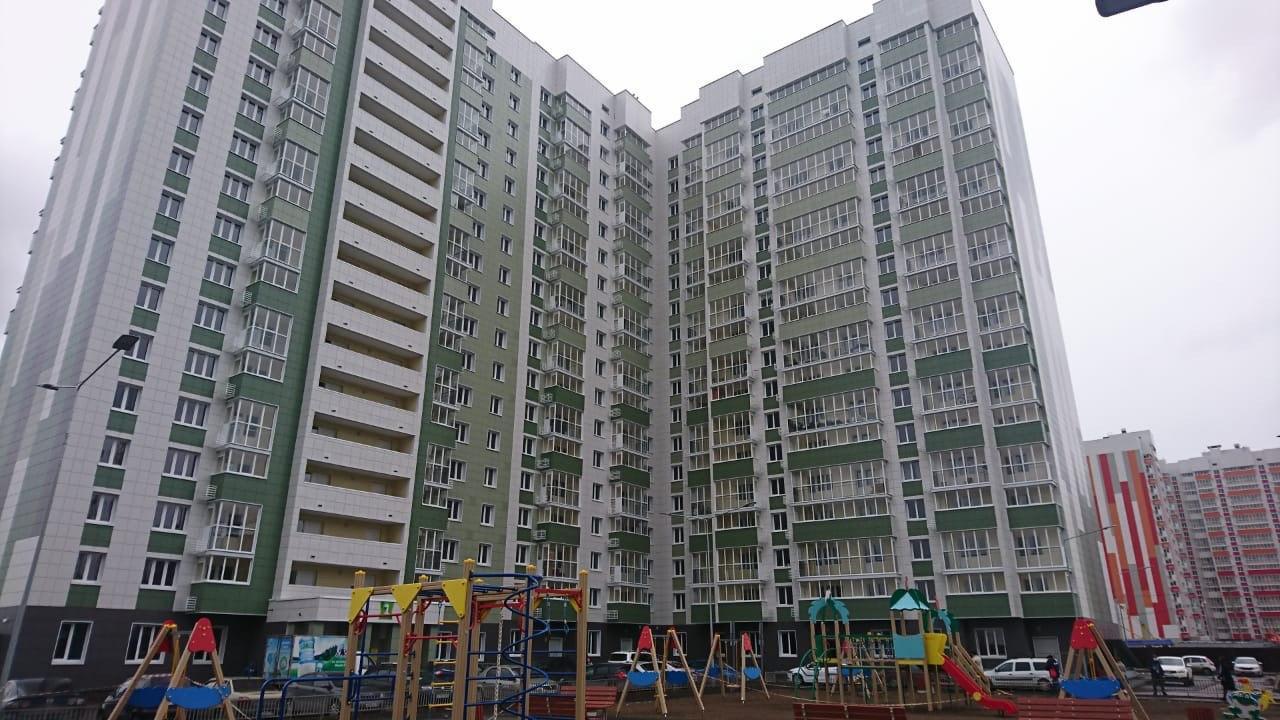 Новая квартира находится в микрорайоне Салават Купере.