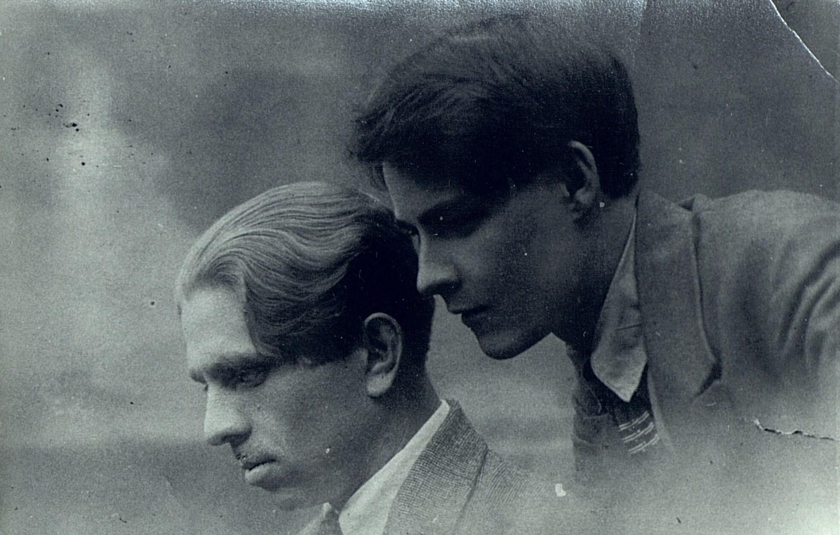 Хади Такташ и Адель Кутуй