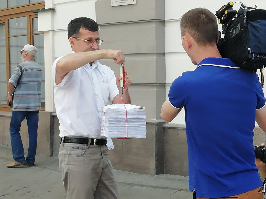 Ранее Ильхам Шагараев добивался изменения генплана и необходимые правки были внесены.
