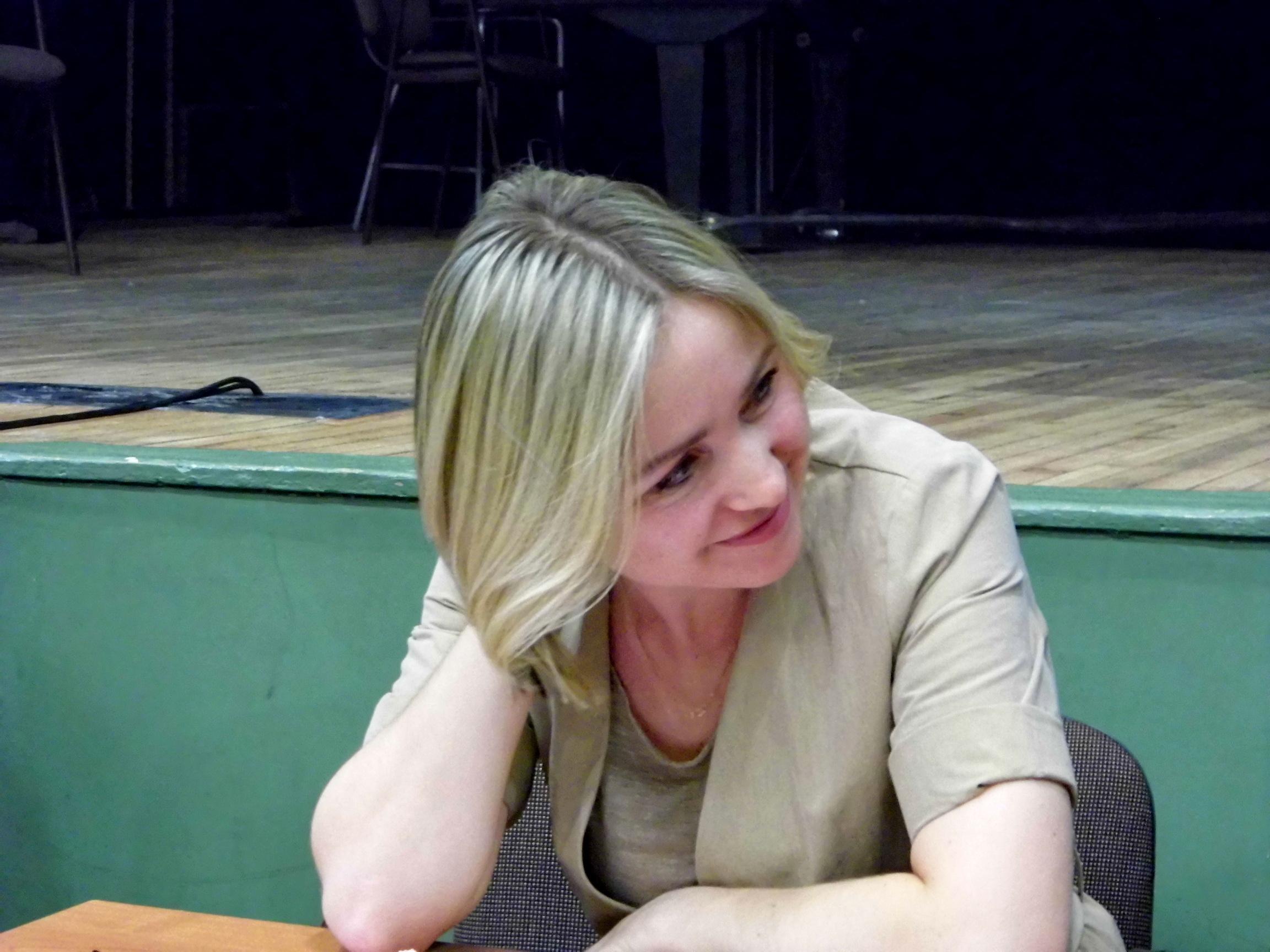 Режиссер оперы Лилия Ахметова