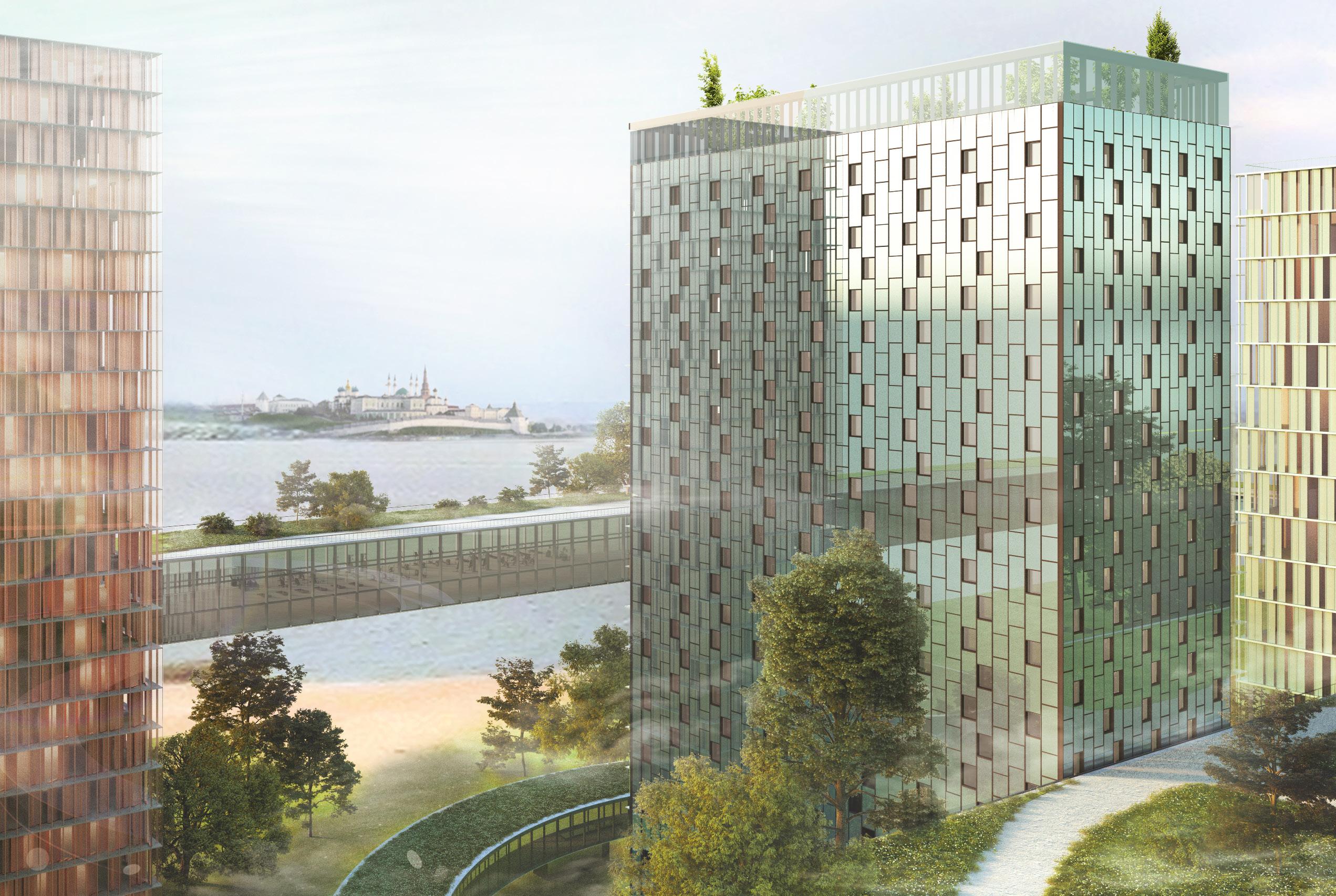 Архитектурное бюро DUERIG AG из Швейцарского города Цюрих.