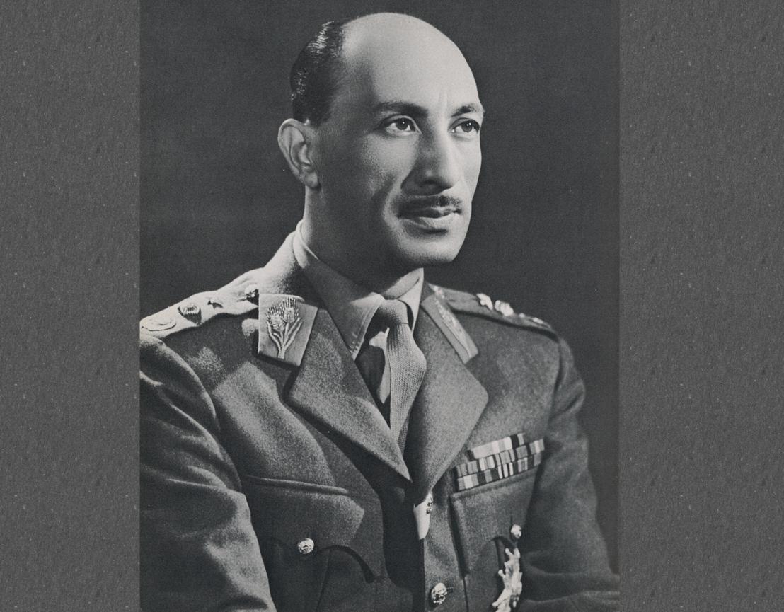 Мухаммед Захир-шах, король Афганистана с 1933 по 1973 годы