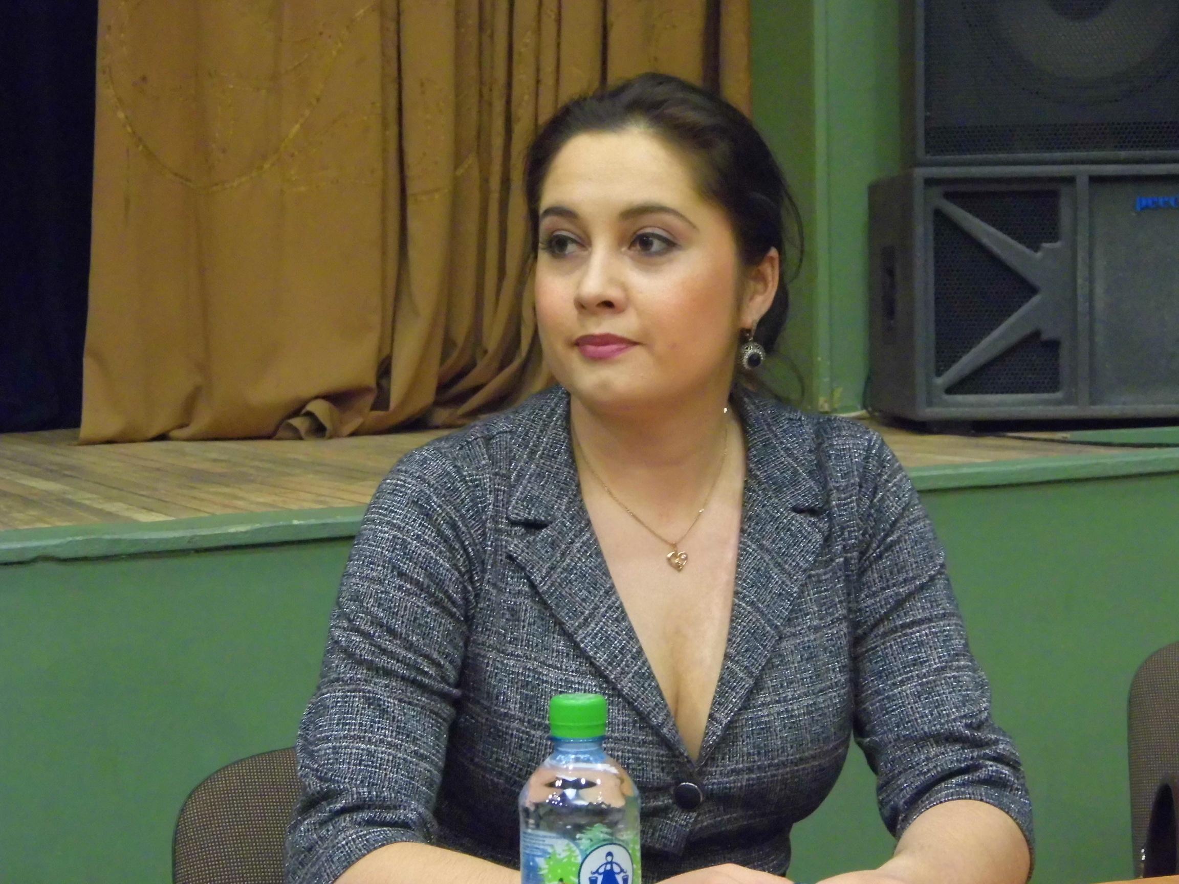 Эльза Исламова будет воплощать в опере предсмертные образы Такташа