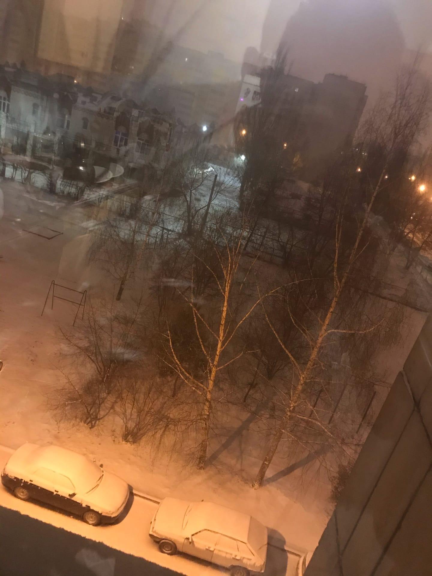 На улице Айдарова, как говорит Алексей Зайцев, было так.