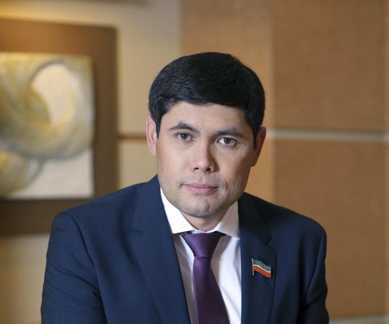 Фото: официальный сайт депутата.