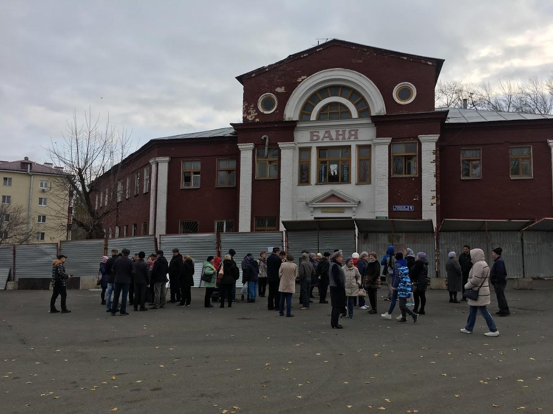 К сегодняшнему дню здание снесено полностью. Фото: Антон Райхштат.