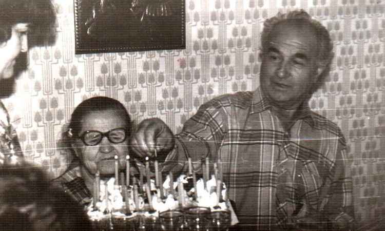 Голенковские: Анастасия Михайловна и Иван Андреевич