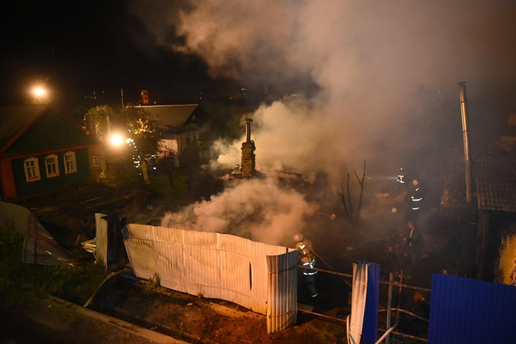От пожара картинки