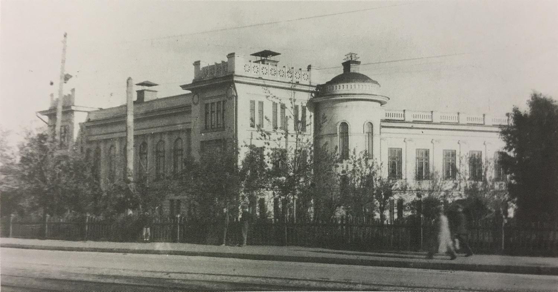 Казанский военный госпиталь