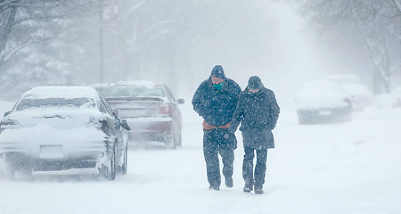В Николаеве из-за погодных условий отменили 8 автобусных рейсов