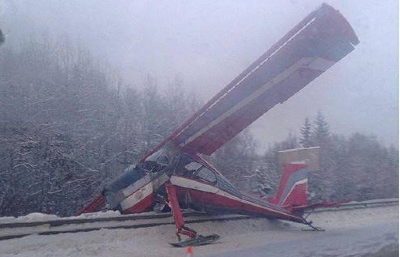 аварийная посадка в хабаровске сегодня