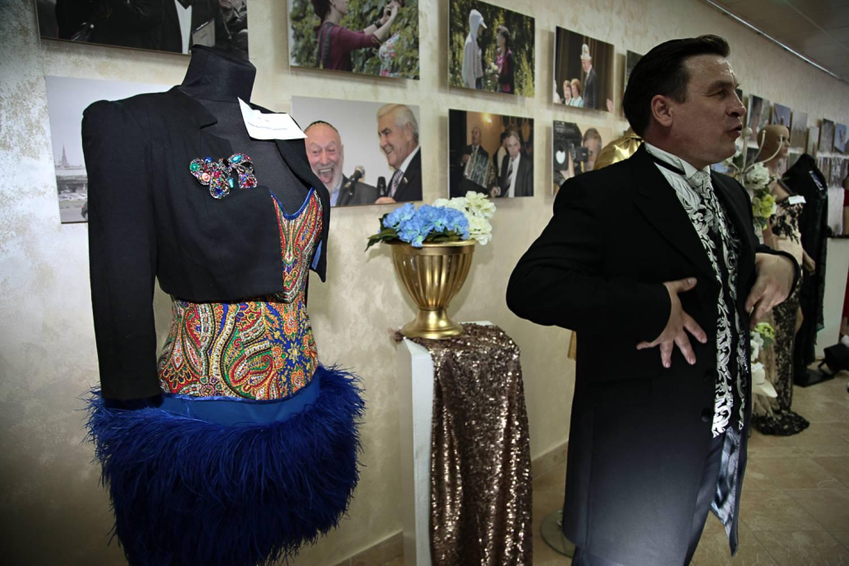 Фото платья эстрады