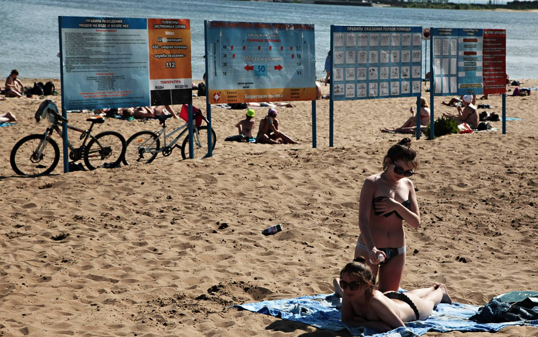 Фото в кабинках на пляже 22 фотография