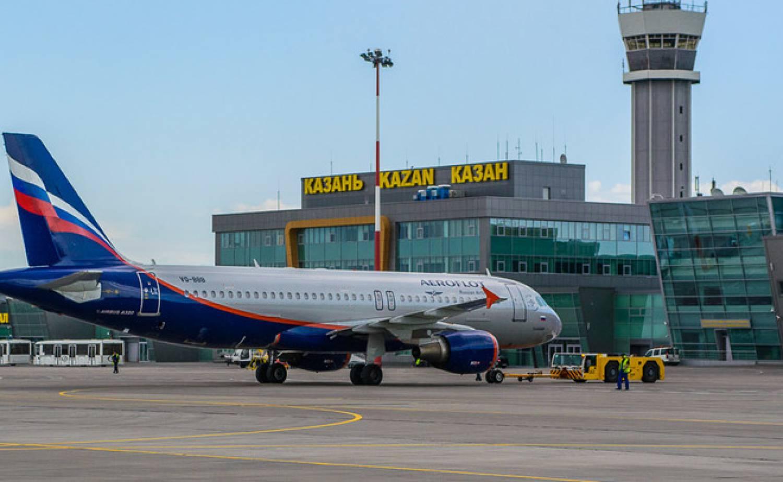 Экстренная посадка самолета «Аэрофлота» произошла вКазани