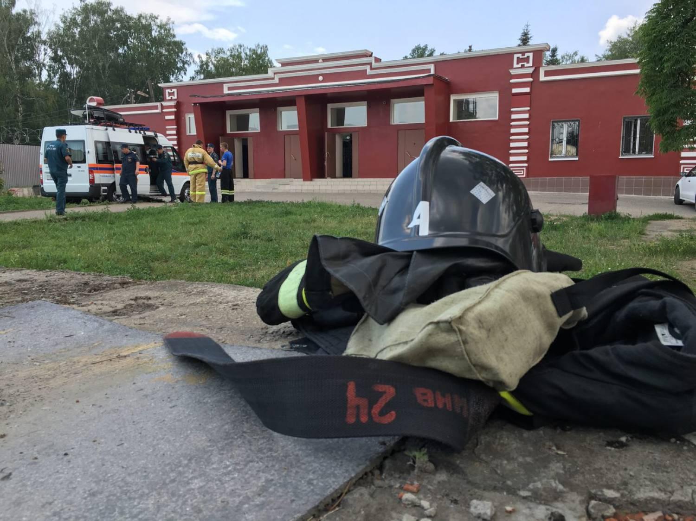 ВКазани вспыхнул пожар напороховом заводе