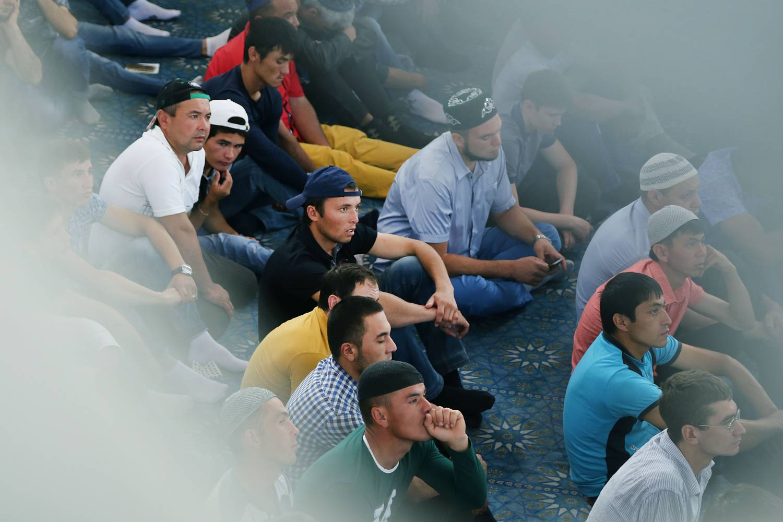 служба знакомств в мечети кул шариф