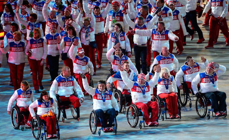 паралимпийскую сборную россии отстранили исключено заражение время