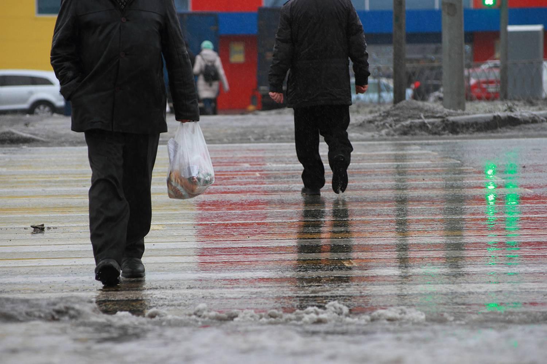 ВКазани из-за гололеда пострадали 239 человек