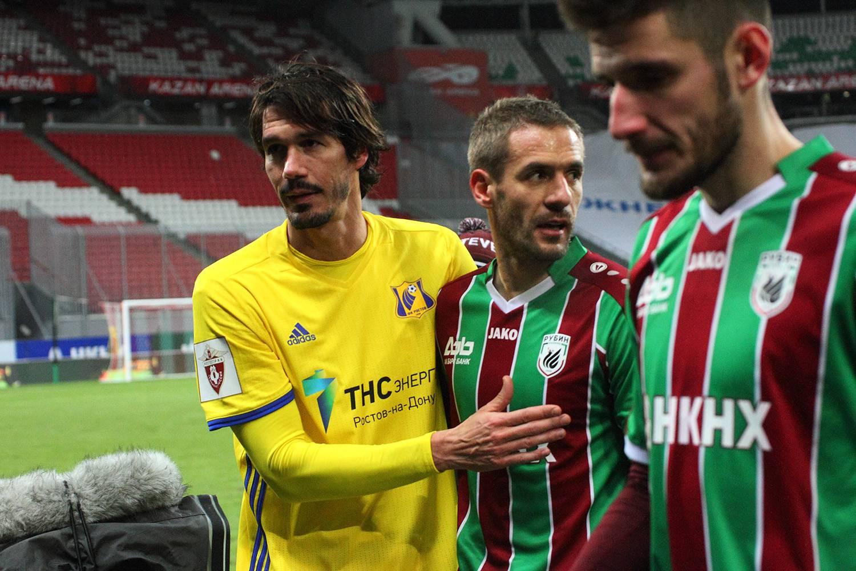 Спонсор «Рубина» рассматривает вариант свозвращением Бердыева