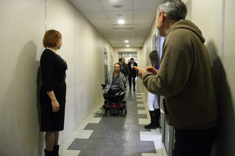 Ника Вуйчича приветствуют в Казани