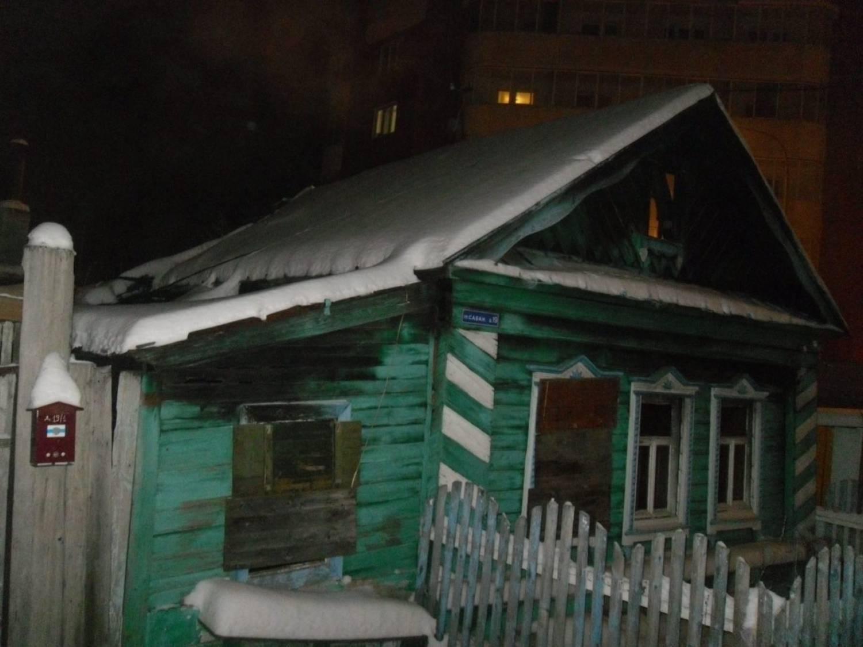 ВКазани впожаре погибли трое мужчин