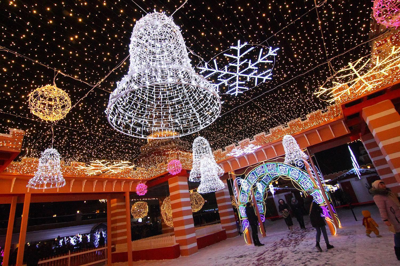 казань кремлевская набережная фото зима