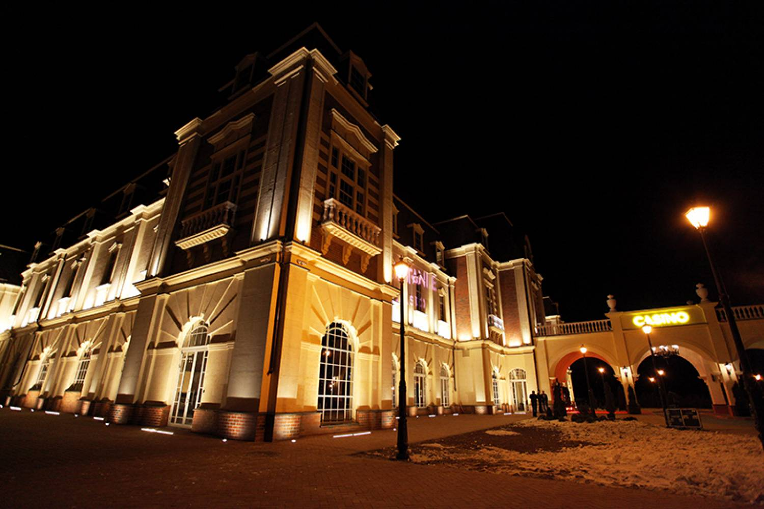 Kaliningrad casino casino in bay st louis ms