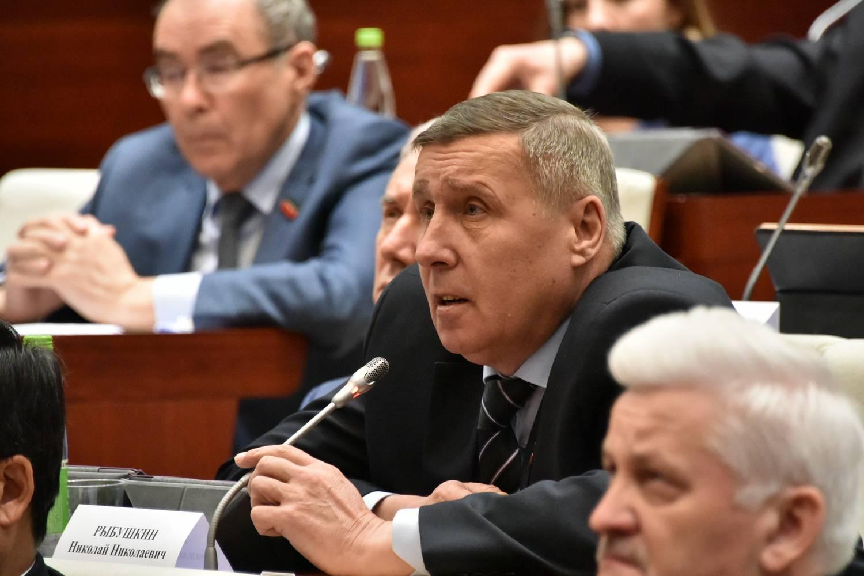 Николай Рыбушкин.