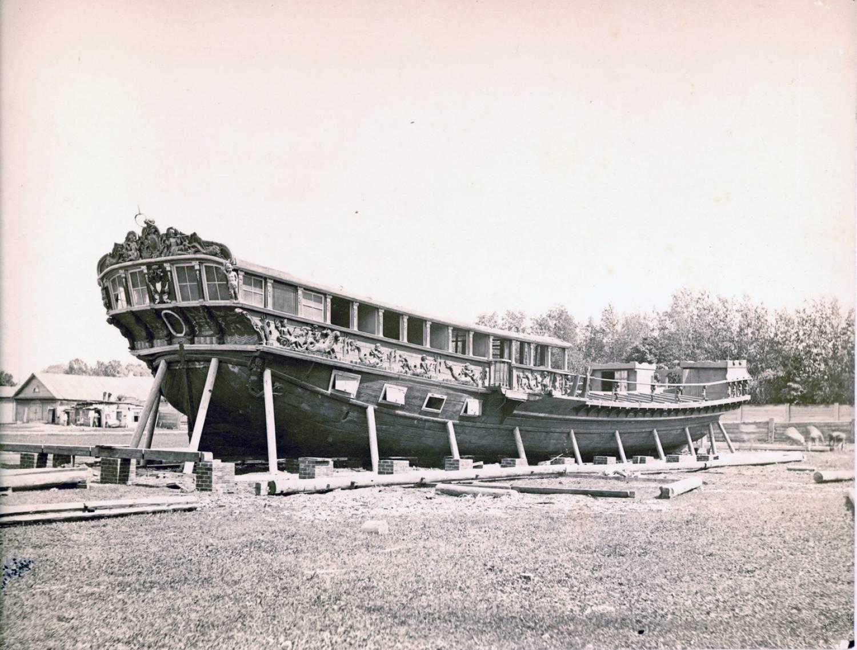 Фото Г.Ф. Локке 1880-90-е года. Собрание Национального музея РТ