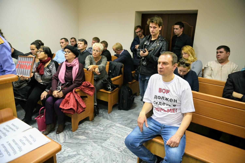 Экс-глава «Татфондбанка» Роберт Мусин останется под арестом до16декабря