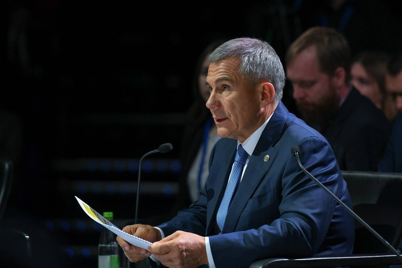Фото детей президента татарстана рустама минниханова