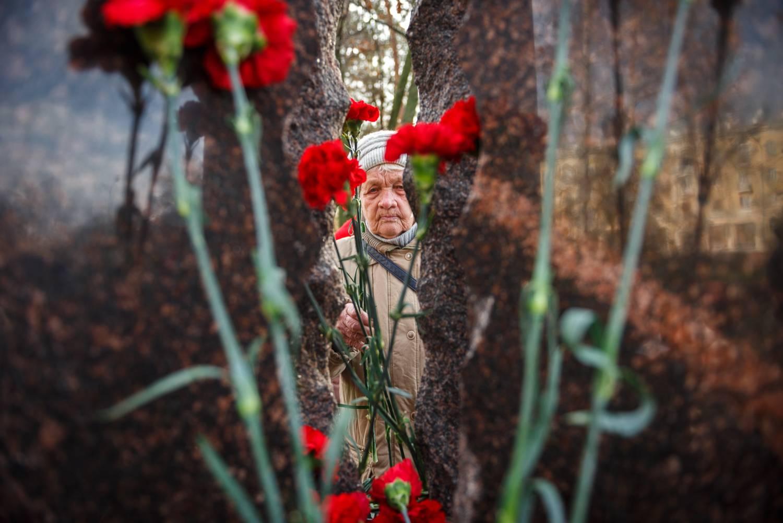 Митинг памяти жертв политических репрессий в Казани. Фото: Владимир Васильев