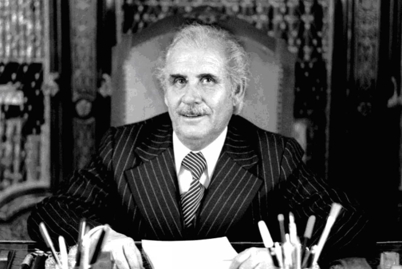 Председатель Революционного совета Нур Мохаммад Тараки
