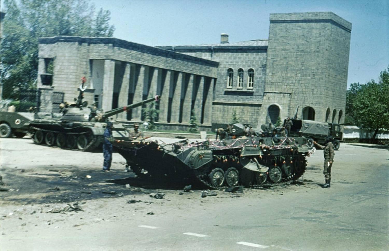 Саурская революция в Афганистане