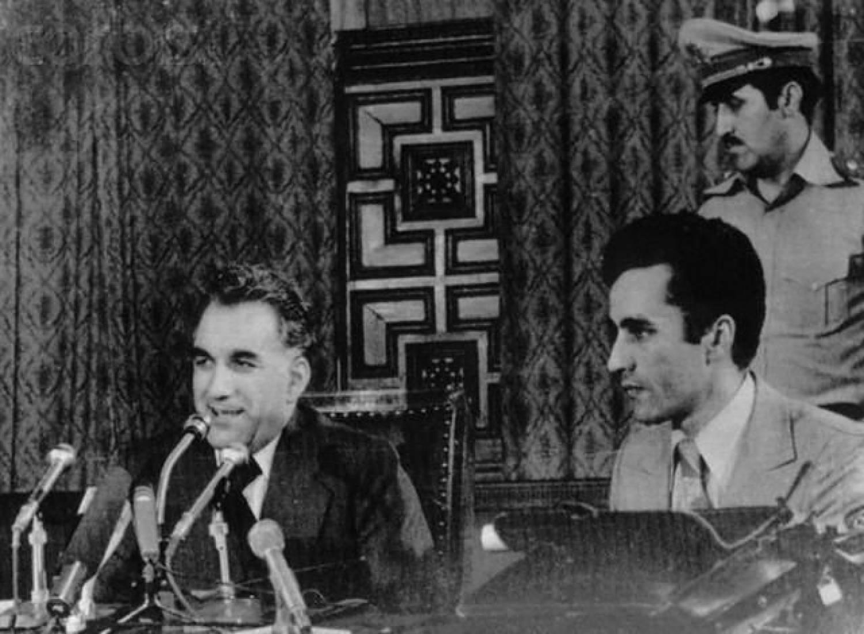 После смещения Тараки Хафизулла Амин занял пост главы государства