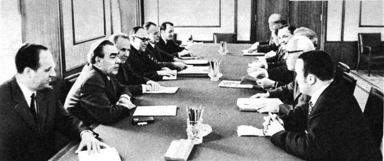 Заседание Политбюро ЦК КПСС